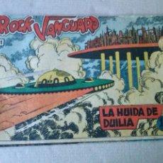 Tebeos: ROCK VANGUARD Nº 11 -ROLLAN. Lote 44939914