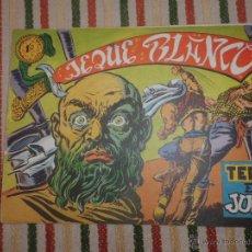 Tebeos: EL JEQUE BLANCO Nº 3. Lote 44966377