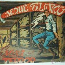 Tebeos: JEQUE BLANCO Nº 129 -- ORIGINAL - ROLLAN 1952 - LEER. Lote 45925963