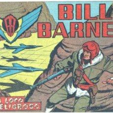 Tebeos: BILL BARNES ORIGINAL Nº 6 EDI. ROLLAN 1961 -NUEVO SIN CIRCULAR - DIBUJOS D. PELAYO - GUION - JARBER. Lote 46131964
