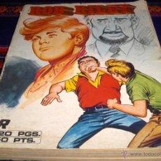 Tebeos: ROB RILEY RETAPADO Nº 15 INCLUYE LOS NºS 6 7 8 9 10. ROLLÁN SERIE ROJA 1973. MUY DIFÍCIL!!. Lote 102554626