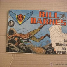 Tebeos: BILL BARNES Nº 3, EDITORIAL ROLLÁN. Lote 46724359