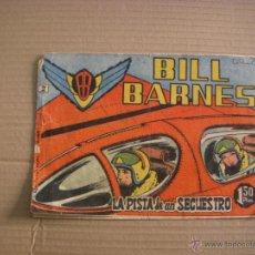 Tebeos: BILL BARNES Nº 2, EDITORIAL ROLLÁN. Lote 46724371