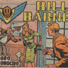 Tebeos: BILL BARNES Nº 1. ROLLÁN 1961.. Lote 47991354