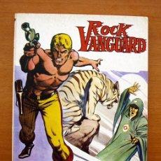 Tebeos: ROCK VANGUARD, Nº 1 - EDITORIAL ROLLÁN 1974. Lote 48154081
