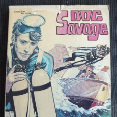 Tebeos: DOC SAVAGE Nº 3 EDITORIAL ROLLAN. Lote 48880833