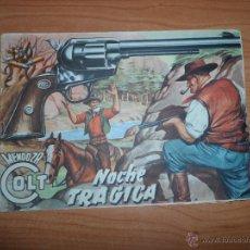 Tebeos: MENDOZA COLT Nº 15 ORIGINAL EDITORIAL ROLLAN. Lote 49439244