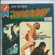 Tebeos: THE SHADOW (LA SOMBRA) Nº 2 - SERIE ROJA - ED. ROLLAN. Lote 49586244