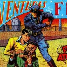 Tebeos: AVENTURAS DEL FBI: EL FUSIL ATOMICO ED.ROLLAN AÑOS 50-FACSIMIL. Lote 49608075