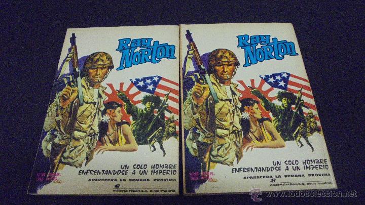 Tebeos: MENDOZA COLT. COLECCION COMPLETA. 6 TOMOS. DEL 1 AL 6. EDITORIAL ROLLÁN. 1974. - Foto 5 - 49930818