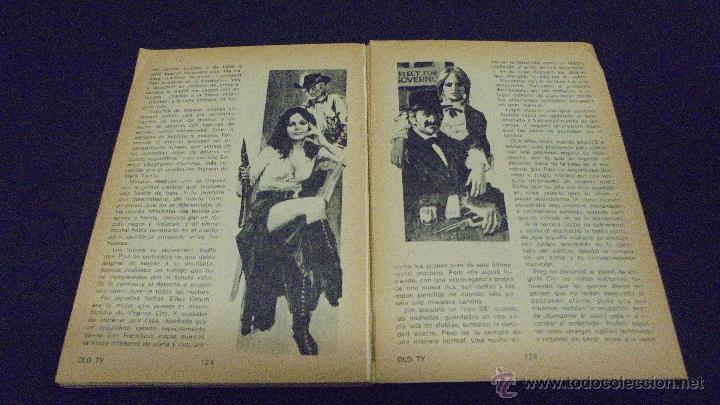 Tebeos: MENDOZA COLT. COLECCION COMPLETA. 6 TOMOS. DEL 1 AL 6. EDITORIAL ROLLÁN. 1974. - Foto 6 - 49930818