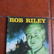 Giornalini: ROB RILEY Nº 10: EL HIJO DEL COBARDE. Lote 50066056
