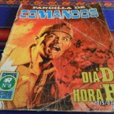 Tebeos: PANDILLA DE COMANDOS Nº 2 SERIE B Nº 5. DÍA D HORA H. ED. ROLLÁN 1973. 25 PTS. REGALO Nº 3.. Lote 50234642