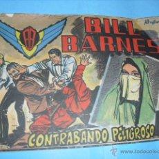 Tebeos: TEBEO, BILL BARNES Nº 21, EDITORIAL ROLLAN 1961,. Lote 51353083