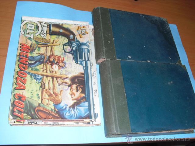 Tebeos: 93 tebeos de mendoza coct, de editorial rollan, 1959, leer anuncio - Foto 4 - 51433298