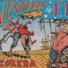 Tebeos: COMIC COLECCION AVENTURAS DEL F.B.I. Nº 68. Lote 51440657