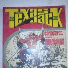 Livros de Banda Desenhada: TEXAS JACK- Nº 3 -CÓMICS ROLLÁN-SERIE AZUL-ADULTOS-JESÚS BLASCO-RARO-ESCASO-BUEN ESTADO-4744. Lote 52124455