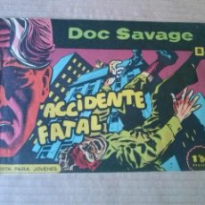 Tebeos: DOC SAVAGE Nº 8 - ROLLAN -T. Lote 52398247