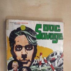 Tebeos: DOC SAVAGE Nº 2 TACO - COLECCIÓN RAY NORTON - ROLLAN 1974 - COMPLETO. Lote 52858469