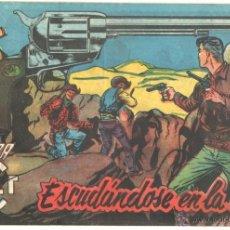 Tebeos: MENDOZA COLT ORIGINAL Nº 112 EDI. ROLLAN 1958 - EXCELENTE ESTADO, DIFICIL. Lote 53295702