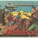 Tebeos: MENDOZA COLT ORIGINAL Nº 112 EDI. ROLLAN 1960 - MUY NUEVO - MUY DIFICIL - SIN CIRCULAR. Lote 53473678