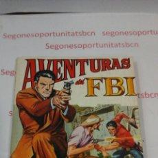 Tebeos: AVENTURAS DEL FBI - N°8 - ED. ROLLAN. Lote 53654154