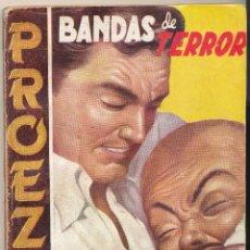 Tebeos: PROEZAS Nº 103. BANDAS DE TERROR POR AN OLD SAILOR. ROLLÁN 1953.. Lote 54251653