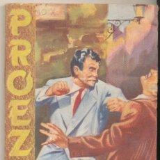 Tebeos: PROEZAS Nº 41. EXODO POR EDDIE THORNY. ROLLÁN 1953.. Lote 54253384