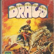 Tebeos: DRAGO. Nº 1. SERIE B. Nº 1. EDITORIAL ROLLAN. 1973. (C/A25). Lote 54362868