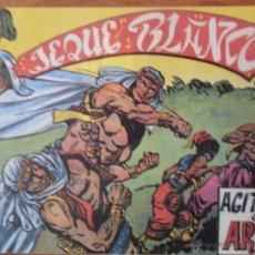 Tebeos: EL JEQUE BLANCO, AGITACIÓN EN ARGEL, ED. ANDINA, 1982. Lote 54364633