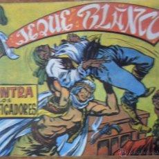 Tebeos: EL JEQUE BLANCO, CONTRA LOS FALSIFICADORES, ED. ANDINA, 1982. Lote 54364790
