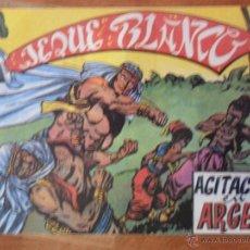 Tebeos: EL JEQUE BLANCO, AGITACIÓN EN ARGEL, ED. ANDINA, 1982. Lote 54364854