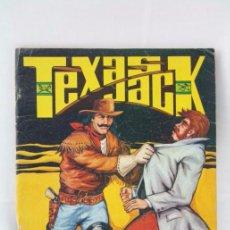 Tebeos: CÓMIC TEXAS JACK - Nº 8. EL HIJO DEL SHERIFF - SERIE AZUL. Nº 18 - ED. ROLLÁN, 1973. Lote 54607981