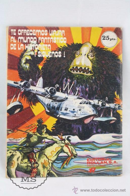 Tebeos: Cómic Texas Jack - Nº 8. El Hijo del Sheriff - Serie Azul. Nº 18 - Ed. Rollán, 1973 - Foto 4 - 54607981