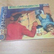 Tebeos: AVENTURAS DEL FBI - NIDO DE CONTRABANDISTAS. Lote 55002632