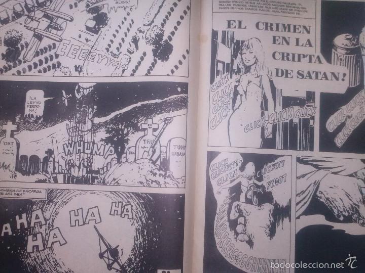 Tebeos: LA SOMBRA -THE SHADOW-CÓMICS ROLLÁN.SERIE ROJA-Nº2-BERNIE WRIGTSON-M. KALUTA-1977-BUENO-RARO-5434 - Foto 4 - 55099226