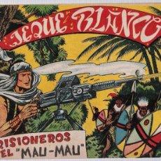 Tebeos: JEQUE BLANCO Nº 24. 1951.. Lote 24967472