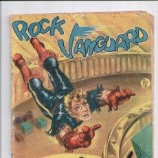 Tebeos: ROCK VANGUARD Nº 6 ROLLÁN 1958. Lote 55713492