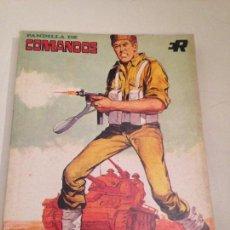 Tebeos: RETAPADOS ROLLAN Nº 3. PANDILLA DE COMANDOS. ROLLAN 1974. . Lote 56011954
