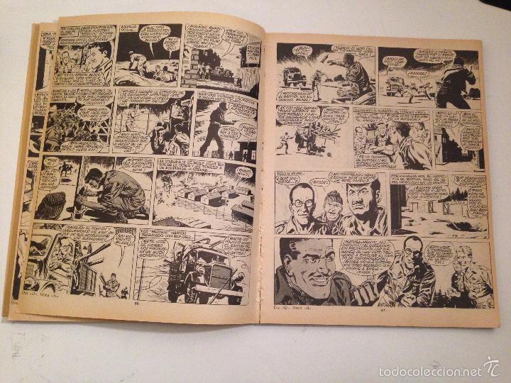 Tebeos: RETAPADOS ROLLAN Nº 3. PANDILLA DE COMANDOS. ROLLAN 1974. - Foto 2 - 56011954