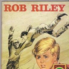 Tebeos: ROB RILEY. Nº 2. Lote 56124430