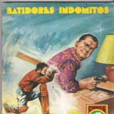 Tebeos: BATIDORES INDÓMITOS Nº 2. Lote 56124510