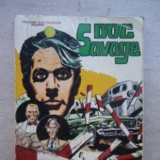 Tebeos: DOC SAVAGE Nº 2 PLANES SINIESTROS / ROLLAN 1974. Lote 56972563