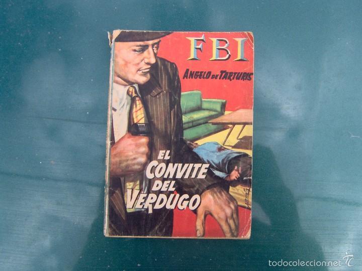 COLECCION F.B.I EDITORIAL ROLLAN (Tebeos y Comics - Rollán - FBI)