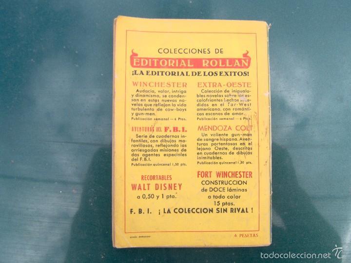 Tebeos: COLECCION F.B.I EDITORIAL ROLLAN - Foto 2 - 57640586