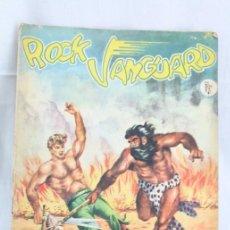 Tebeos: CÓMIC ROCK VANGUARD - Nº 3. EL CÍRCULO LLAMEANTE - ED. ROLLÁN, AÑO 1958. Lote 57947800
