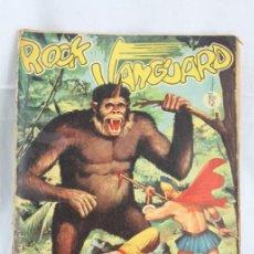 Tebeos: CÓMIC ROCK VANGUARD - Nº 2. ALIADOS CONTRA EL PELIGRO - ED. ROLLÁN, AÑO 1958. Lote 57948009