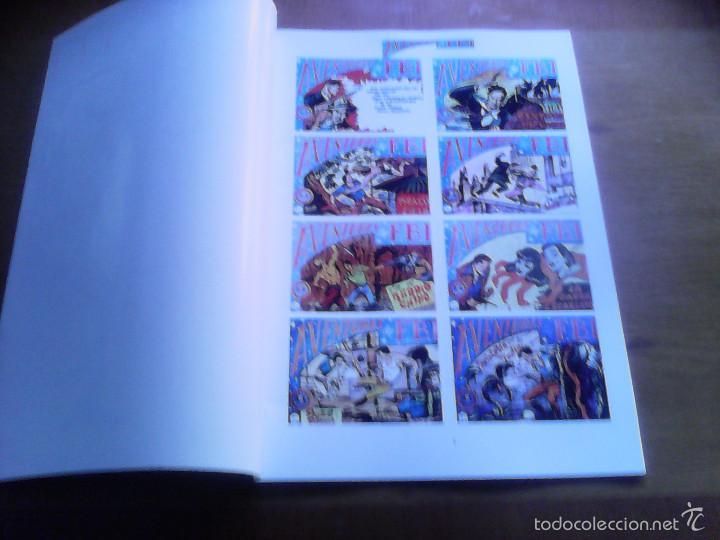 Tebeos: Album con las portadas originales de la serie FBI . 34 páginas - Foto 2 - 58967195