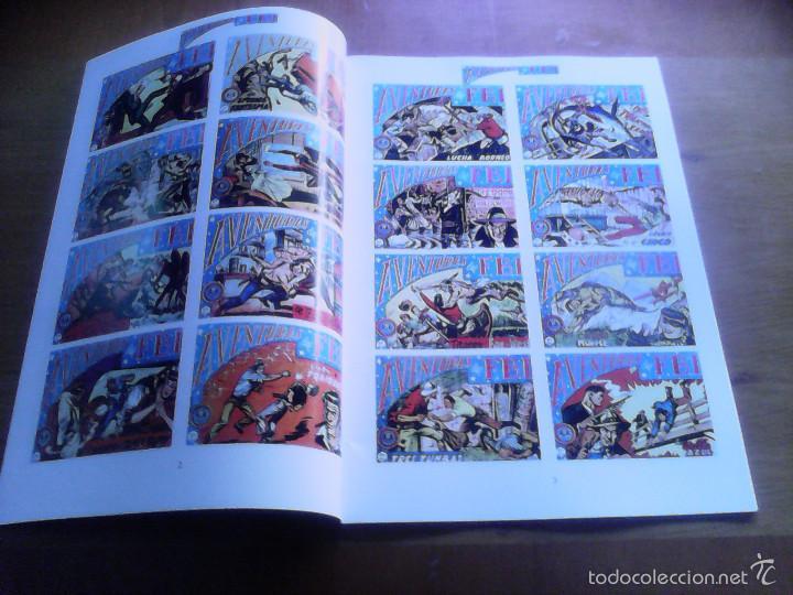 Tebeos: Album con las portadas originales de la serie FBI . 34 páginas - Foto 3 - 58967195