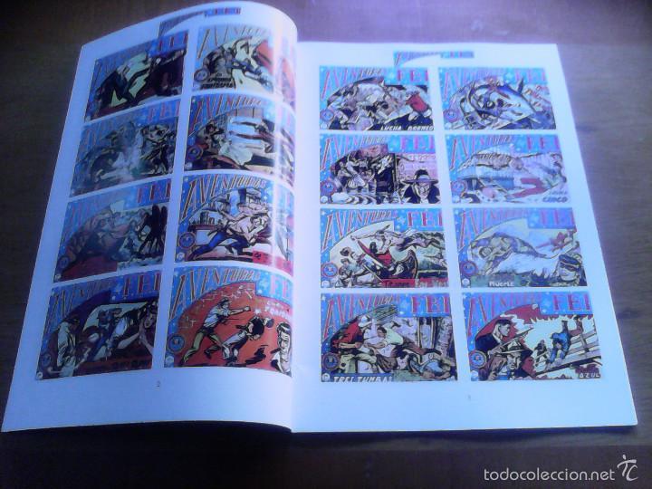 Tebeos: Album con las portadas originales de la serie FBI . 34 páginas - Foto 4 - 58967195